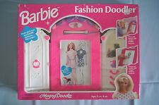 NIB Barbie Fashion Doodler Magna Doodle designer set 1998 Fisher Price NEW