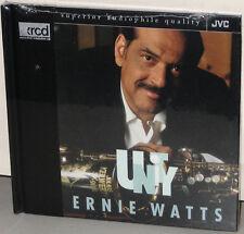 XRCD JVCXR 0003-2: Ernie Watts - Unity - OOP 1996 JAPAN Factory SEALED