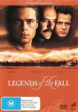 Legends Of The Fall (DVD,) region 4 (BRAD PITT)
