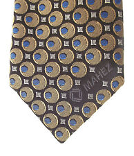 Mahez Totaal manroland Corbata Corbata corporativa por Cravat Club Antiguo Vintage Corbata burbujas