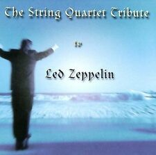FREE US SHIP. on ANY 3+ CDs! USED,MINT CD Tribute to Led Zeppelin, Led Zep: Stri
