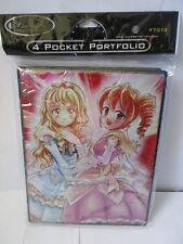 Sammelordner Sammelalbum Sammelmappe MAX 4 Pocket Princesses passend für Yugioh