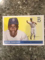 2019 Topps Jackie Robinson Brooklyn Dodgers Baseball Card