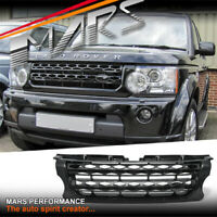 Gloss Black Bumper Bar Grille Grill Body for LAND ROVER Discovery 4 L319 2009-13