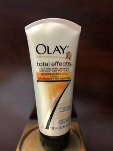 Olay Total Effects 7 In 1 AntiAging Cleanser Refreshing CitrusScrub Discontinued