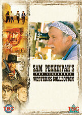 DVD:SAM PECKINPAH - THE LEGENDARY WESTERNS COLLECTION - NEW Region 2 UK