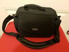 Samsonite Camera Bag With Shoulder Strap, Inside Dividers Outside Pocket