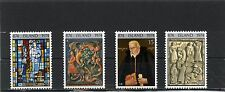 ICELAND 1974 PAINTINGS SET OF 4 STAMPS MNH