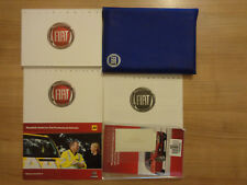 Fiat Fiorino Owners Handbook/Manual and Wallet 08-13