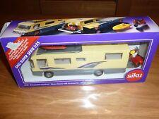 Camping Car Motor Home avec accessoires Siku 3129 au 1/55