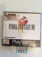 sony playstation 1 ps1 Final Fantacy Vll (8)