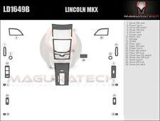 Fits Lincoln MKX 2011-2015 Basic Premium Wood Dash Trim Kit