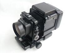 Fuji GX 680 model  (GX680) SLR camera w/ GX 100mm / f4.0 lens, roll film back