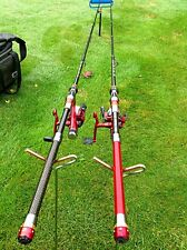 ABRAMIDE Roach Rudd CARPA TINCA Chub Canna da Pesca Feeder Rod Ledger Rod in fibra di carbonio