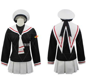 Cosplay Cardcaptor Sakura Kinomoto Sakura Lolita Dress Anime Costume Ladies Sets