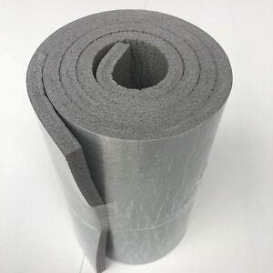 Banda paracolpi adesiva per protezione urti portiera auto garage spessore 1cm !!