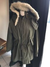 Parka Militaire Chasseur Alpin Taille L