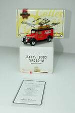 MATCHBOX COLLECTIBLES YPC02-M 1937 GMC COCA COLA DELVIERY VAN, NIB