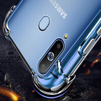 Shockproof Case For Samsung Galaxy A70 A50 A40 A30 A20 A10 Clear Silicone Cover
