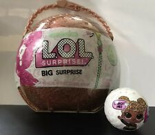 LOL BUNDLE! Limited Edition BIG Surprise and (1) Glitter Series Doll - Brand New