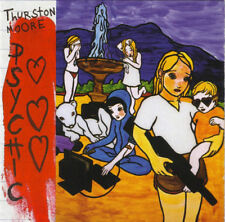 CD THURSTON MOORE Pyschic Hearts ex SONIC YOUTH  Noise Rock No New York No Wave
