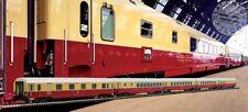 ACME 55188 set 5 carrozze FS TEE 84/85 Mediolanum Milano-Monaco - edizione speci
