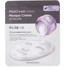 The Face Shop Intense Firming Mascream Face Mask Cream
