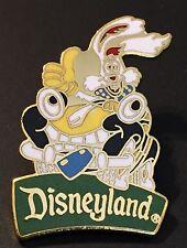Disneyland Roger Rabbit Benny The Cab Cartoon Disney/Amblin Taiwan Pin - New