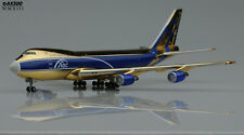 "Air Bridge Cargo ABC B747-200F Cargo Special "" Golden "" Sky models  scale 1:500"