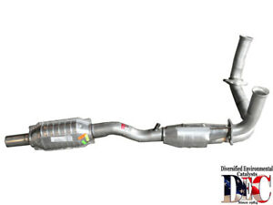 Catalytic Converter   DEC Catalytic Converters   FOR820598
