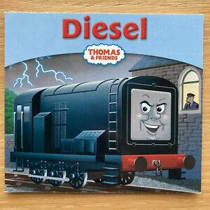 """Thomas and Friends My Thomas Story Library - """"Diesel"""" Children's Paperback Book"""