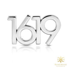 1619 Lapel Pin (Geo) - 400 Years - 1619 Project