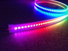 144 LEDs/m! 1M APA102 RGB LED strip, IP67, Individually Addressable!