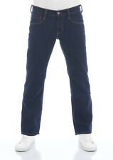 Mustang Herren Jeans Oregon Bootcut Denim Blau 99% Baumwolle Stretch W30 - W40