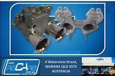 Datsun L20 L18 L16 - 45 DCOE WEBER Carburettor Conversion Kit Warneford Manifold