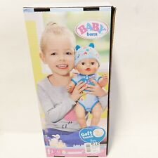 Zapf Creation BABY born Soft Touch Boy Junge Puppe 43 cm 826072