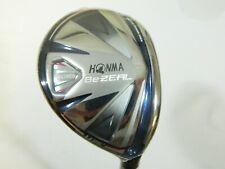 New Honma Be Zeal 535 U 25* Utility Hybrid Vizard 48 Regular flex for BeZeal