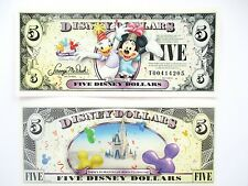 2009 $5 Disney Dollar Daisy/Minnie (Finest Known, Uncirulated, MINT) PMG by DW