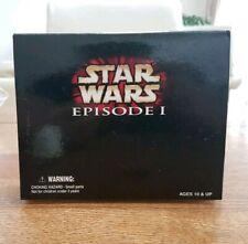 """Star Wars 2.5"""" Kamiru Kubrick Star Wars Darth Maul & Qui-Gon Jinn RARE"""