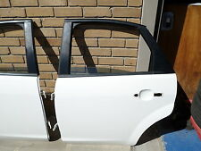 FORD 2008 LT FOCUS HATCH L/REAR DOOR SHELL IN WHITE