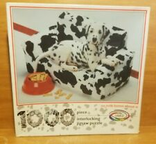 Ceaco NO MILK BONES ABOUT IT 1000 Piece Jigsaw Puzzle, 3058, New, Sealed