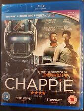 Chappie. Blu-Ray   Brand new and sealed