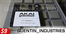 Akai MPC 2000XL Operating System Disk OS Ver 1.20 Floppy Disk