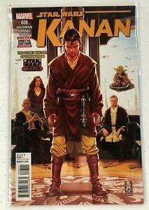 Star Wars Kanan #8  Marvel Comic Book, CPY 3, NM