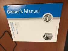 Dell 1600n Laser Multi-Function Network Printer Copier Scanner Fax Manual
