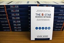 The 5-STAR Business Network - VIP Edition - Hard Cover, Full Colour, Thick paper