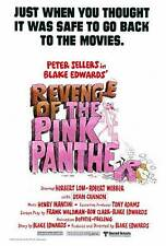 REVENGE OF THE PINK PANTHER Movie POSTER 27x40 Peter Sellers Herbert Lom Dyan