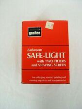 Yankee Photo Safe-Lite SL-3 Darkroom Safelight with 3 Filters