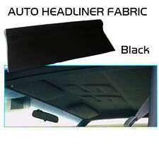 Headliner Fabric Black 68