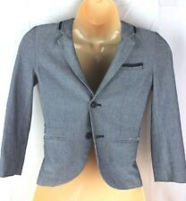 ZARA BOYS COLLECTION JACKET SIZE 5/6 USED IN EXCELLENT CONDITION